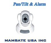 Pan Ip Network Internet tilt Surveillance Spy Camera