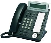Panasonic KX DT343-B Digital phone - Black